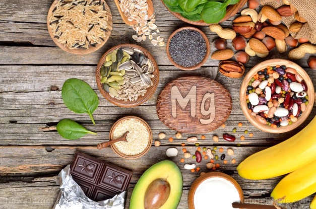 Image: Magnesium and vitamin D: The perfect pair?
