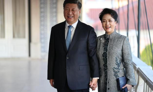 All roads lead to Rome for Xi