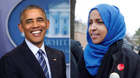 Obama was a smiling murderer, says Ilhan Omar… then tries to backtrack