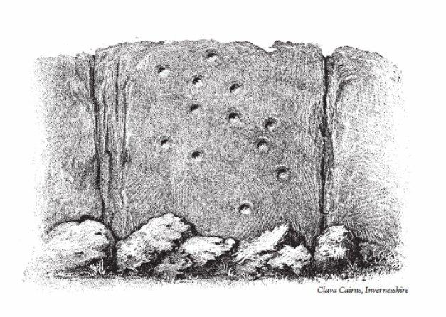 Stone Circles: A Worldwide Phenomenon Clava2bcairns2bcup2bmarks