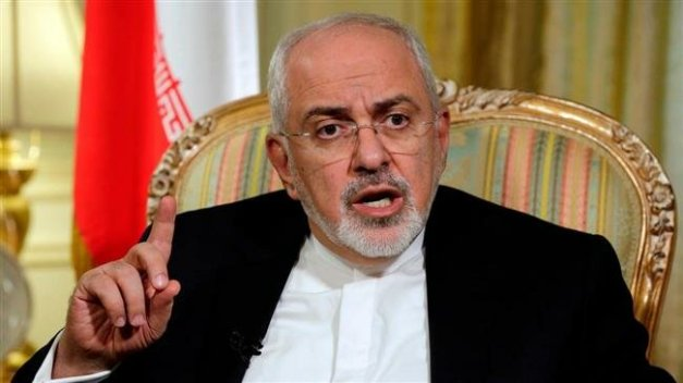 PressTV-Zarif proposes terrorist blacklisting of US forces