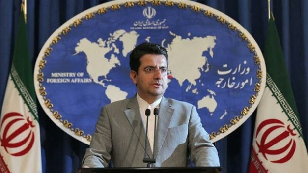 Iranian Foreign Ministry spokesman Seyyed Abbas Mousavi