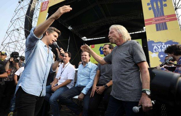 Colombia | Venezuela | concerts