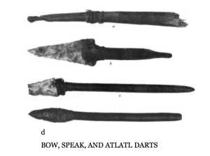 Large arrow shafts
