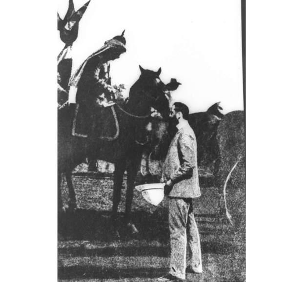 Kaiser Wilhelm | Herzl