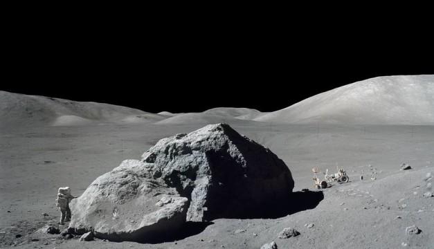 Moon landing PHOTOS reignite conspiracy theories… again 5a11c651fc7e936f728b4567