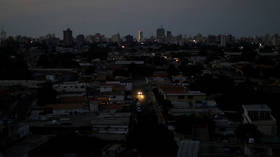 Widespread power outage hits Venezuela