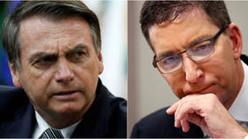 Greenwald calls Brazil's Bolsonaro a 'wannabe dictator' after threats of 'jail' for explosive leaks
