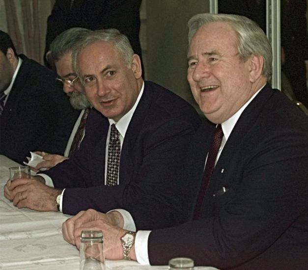 Falwell and Netanyahu