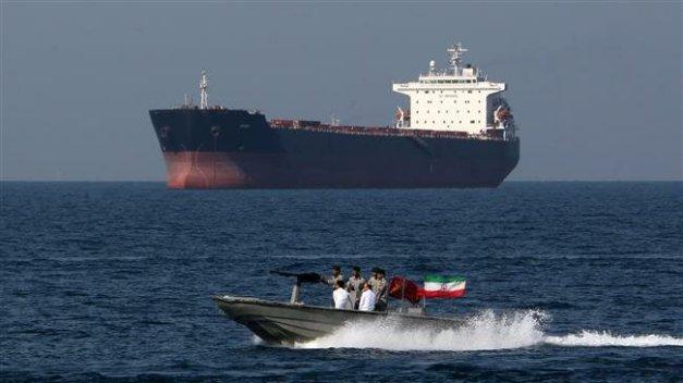 PressTV-Iran's IRGC seizes foreign vessel smuggling fuel