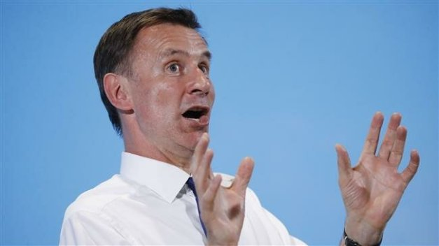 British foreign secretary Jeremy Hunt has been humiliated by the robust action of the Iranian navy