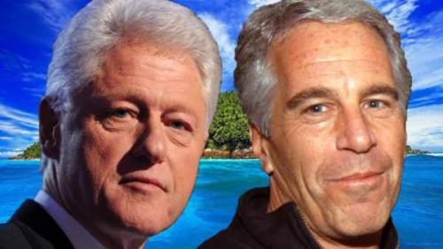 Complete List Of Clinton Associates Who Allegedly Died Mysteriously Or Committed Suicide Before Testimony Clinton-epstein-600x338