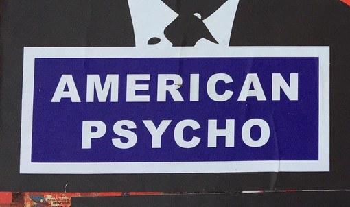 American Psychopathy 33966754526_6bfa56e887_k