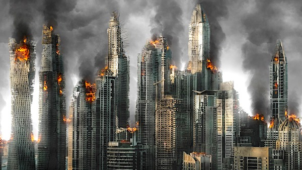 PRINCETON STUDY BACKS END-TIMES GOG AND MAGOG WAR PROPHECY Armageddon-apocalypse-apocalytpic-end-times-war-city-disaster-revelation-destruction-pixabay