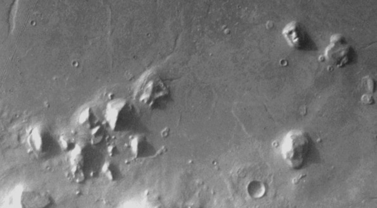 Alien Life Mars