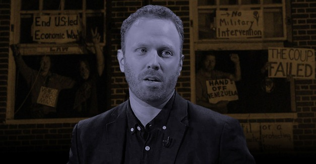 Max Blumenthal Arrest Feature photo