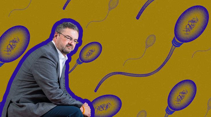 DNA Semen