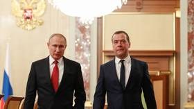 Russian political earthquake: Putin sets out plan for Kremlin departure & Medvedev resigns