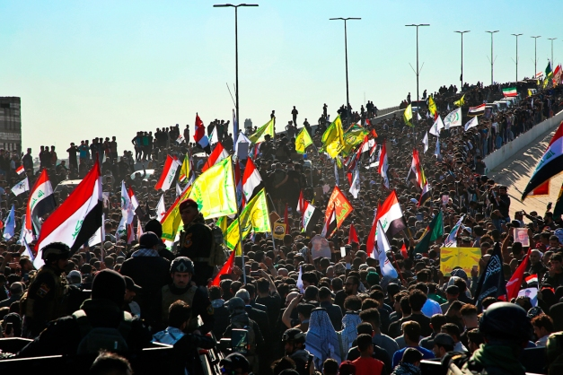 United States Iraq
