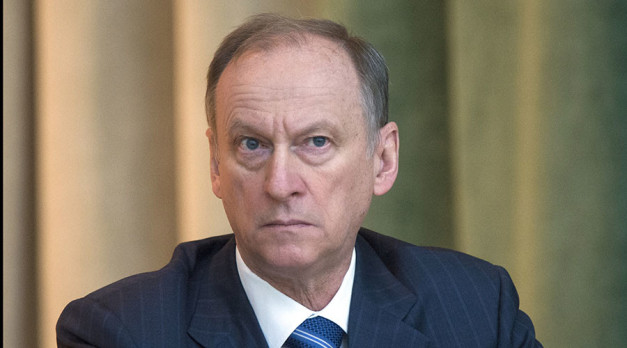 Nikolai Patrushev, Secretary of the Russian Security Council. © Sergey Guneev