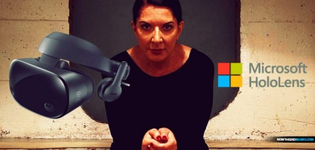 Microsoft Partners With Marina Abramovic – A New Age Witch Who Engages In 'spirit Cooking' And Satanism